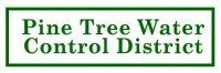 Pine Tree Water Control District Logo