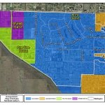 Pine Tree Water Control District Map - click to enlarge