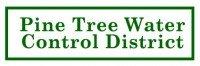 Pine Tree Water Control District Logo